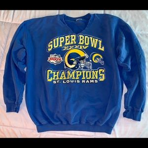 Other - St. Louis Rams Super Bowl Champions Sweater